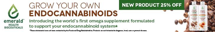 Shop Endo Omega from Emerald Health