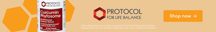 Shop Curcumin Phytosome from Protocol for Life Balance