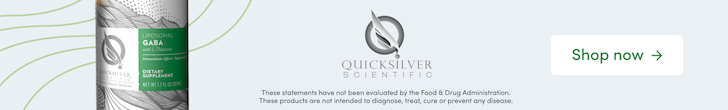Shop GABA from Quicksilver Scientific