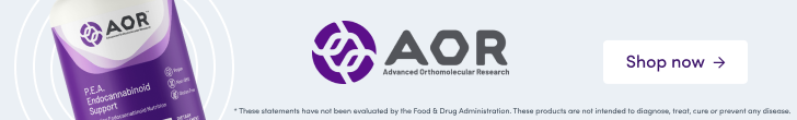 Shop P.E.A. Endocannabinoid Support from AOR