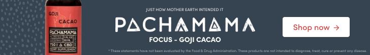 Shop Goji Cacao from Pachamama