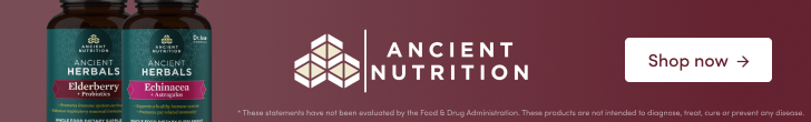 Shop Echinacea + Astragalus from Medterra Ancient Nutrition