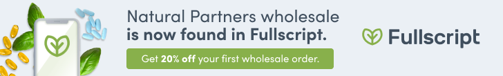 Natural Partners wholesale is now found in Fullscript.