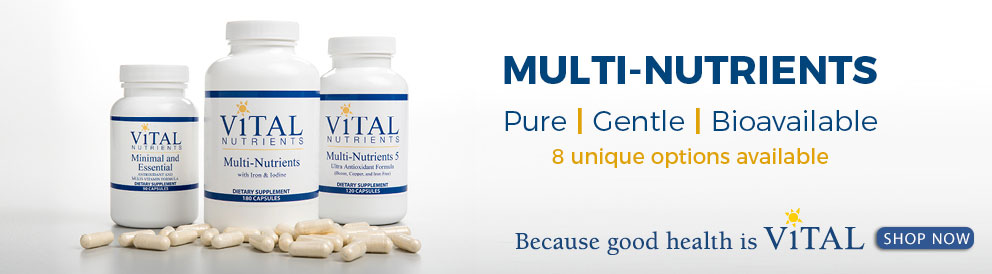 Vital Nutrients Multi Nutrients