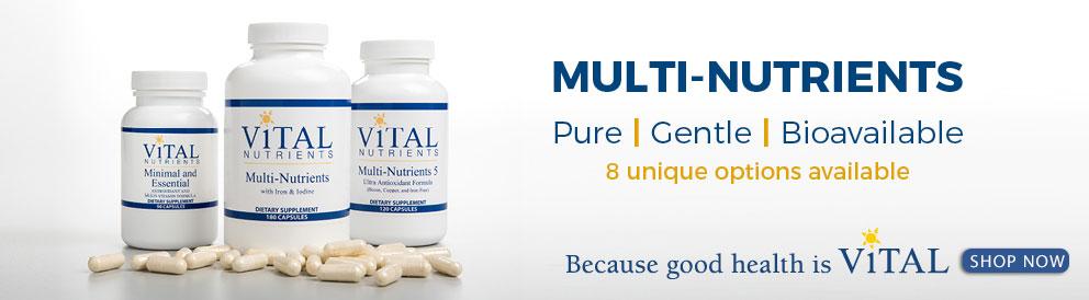 Vital Nutrients Multi Nutrients