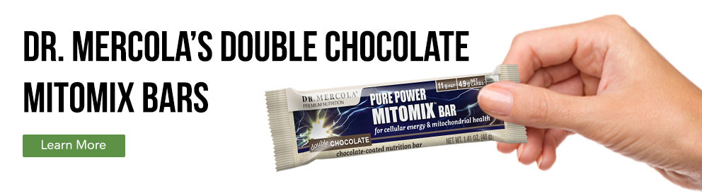 Dr. Mercola Double Chocolate Mitamix