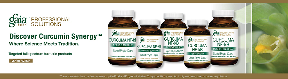 Curcuma from Gaia Herbs
