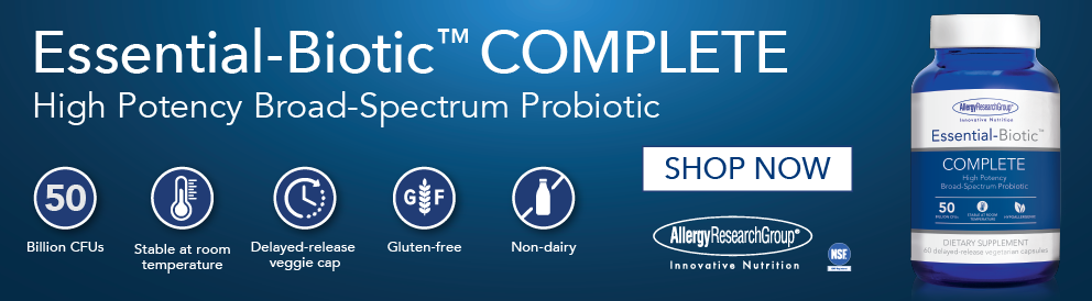 Essential-Biotic Complete from Allergy Research Group