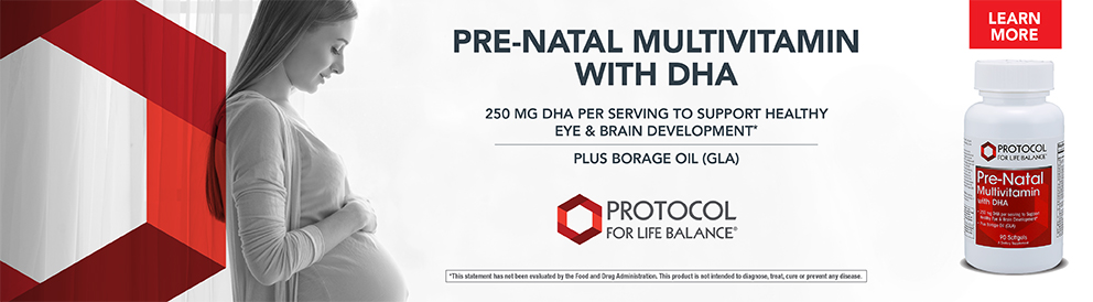 Pre-Natal Multivitamin with DHA from Protocol for Life Balance