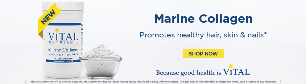 Shop Marine Collagen from Vital Nutrients