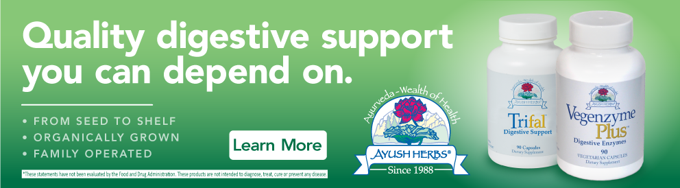 Shop Digestive Products from Ayush Herbs