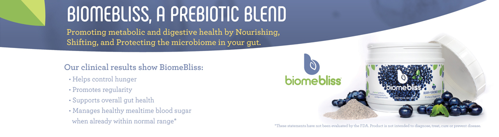 Shop Prebiotic Blend from Biomebliss