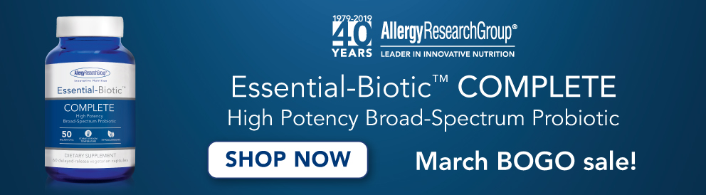 Shop Essential-Biotic Complete from Allergy Research