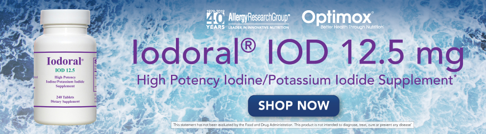 Shop Iodoral from Optimox