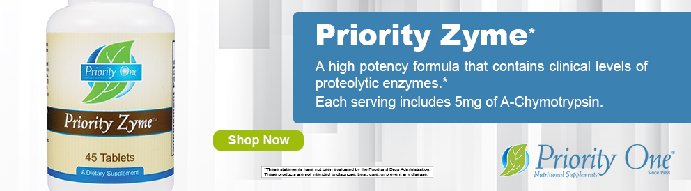 Shop Priority Zyme from Priority One