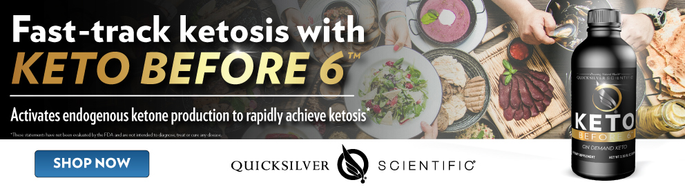 Shop Keto Before 6 from Quicksilver Scientific