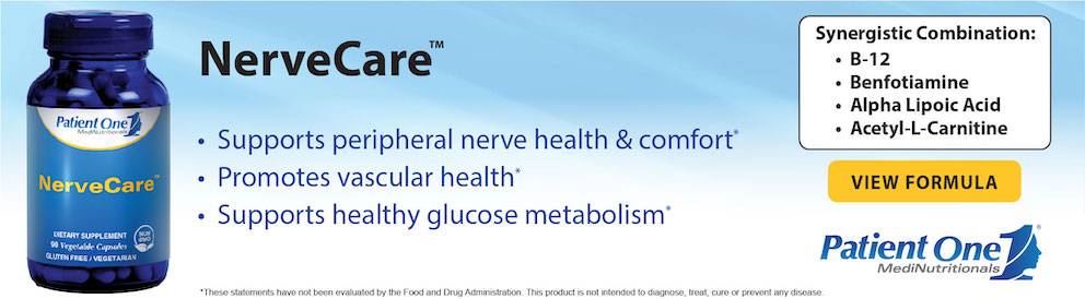 Shop NerveCare from Patient One