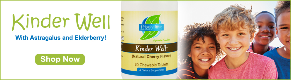 Shop Kinder Well from Priority One