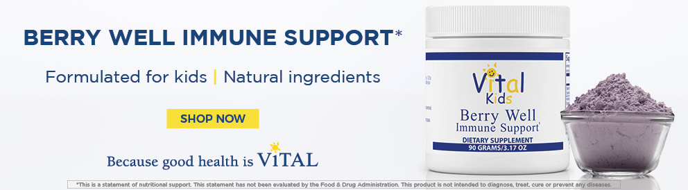 Shop Berry Well from Vital Nutrients
