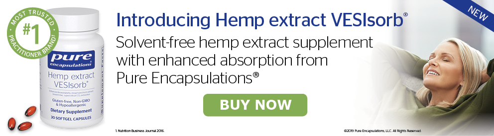 Shop Hemp Extract VESIsorb from Pure Encapsulations