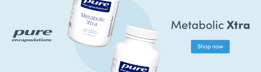 Shop Metabolic Xtra from Pure Encapsulations