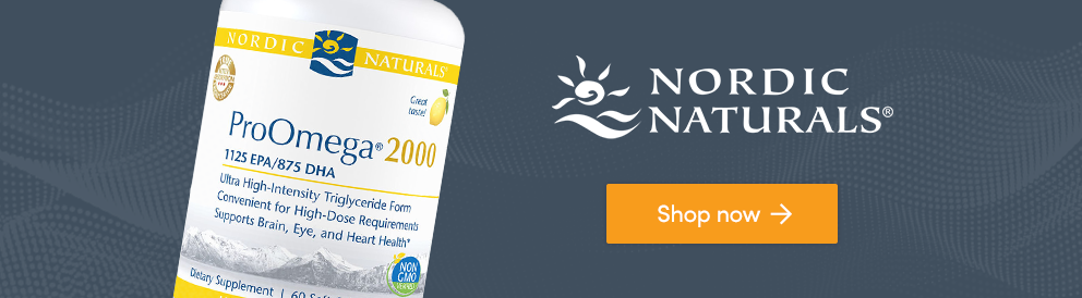 Shop ProOmega 2000 from Nordic Naturals