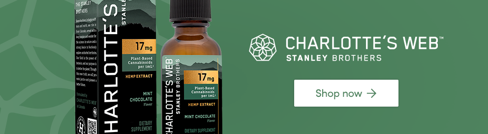 Shop CBD from Charlotte's Web