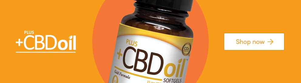 Shop CBD from Plus CBD Oil