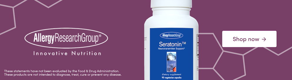 Shop Seratonin from Allergy Research Group