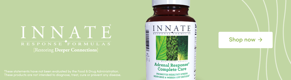 Shop Adrenal Response Complete Care from Innate Response Formulas
