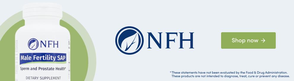 Shop Male Fertility SAP by NFH