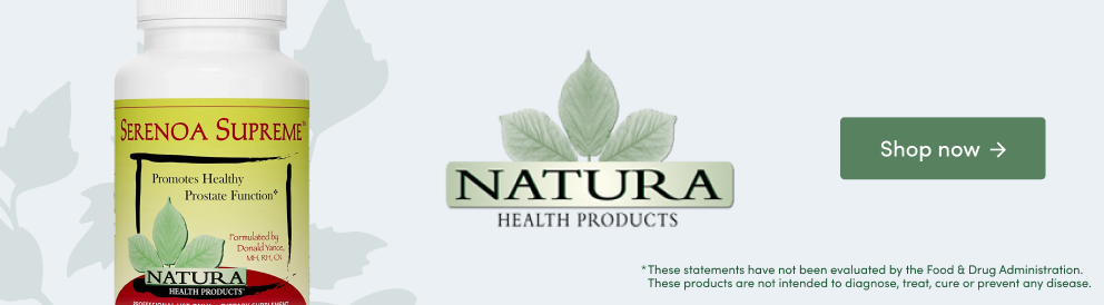 Shop Serenoa Supreme by Natura Health Products