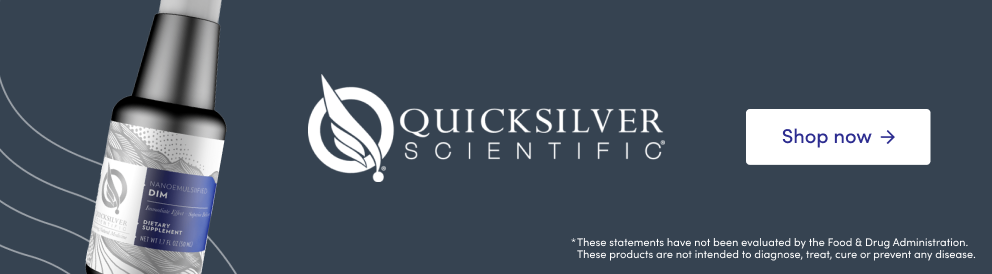 Shop Quicksilver Scientific by Nanoemulsified DIM