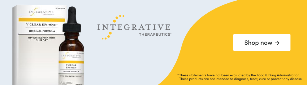 Shop V Clear EPs 7630 Original Flavor by Integrative Therapeutics
