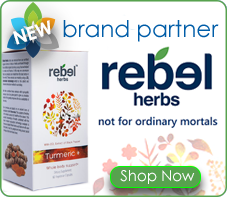 New! Rebel Herbs!