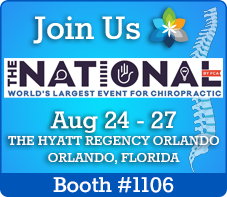 The National World's Largest Chiropractic Event August 24-27