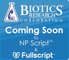 Biotics is coming soon to NP Script and Fullscript