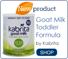 Kabrita Now Available