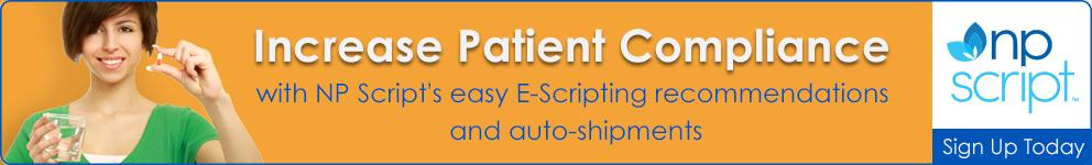 NPScript Patient Compliance