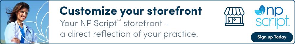 NPScript Customize Your Storefront