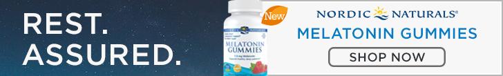 Nordic Naturals Melatonin Gummies