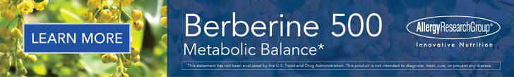 Berberine 500 by Allergy Research