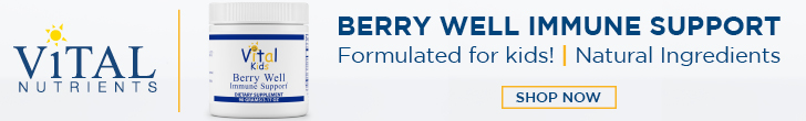 Berry Well Immune Support from Vital Nutrients