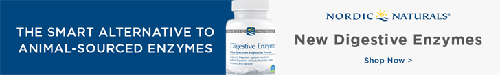 New Digestive Enzymes from Nordic Naturals